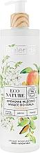 Parfüm, Parfüméria, kozmetikum Krémes tusfürdő - Bielenda Eco Nature Creamy Body Wash Milk Kakadu Plum, Jasmine & Mango