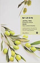 Parfüm, Parfüméria, kozmetikum Szövetmaszk olíva kivonattal - Mizon Joyful Time Olive Essence Mask