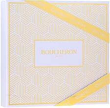 Parfüm, Parfüméria, kozmetikum Boucheron Quatre Boucheron Pour Femme - Szett (edp/100ml + b/lot/100ml+ sh/gel/100ml)
