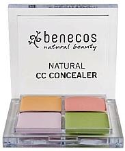 Parfüm, Parfüméria, kozmetikum Korrektor arcra - Benecos Natural CC Concealer