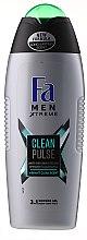Parfüm, Parfüméria, kozmetikum Tusfürdő - Fa Men Xtreme Clean Pulse Shower Gel 3in1
