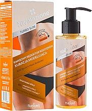Parfüm, Parfüméria, kozmetikum Testápoló maszk - Farmona Nivelazione Turbo Slim Acid Stretch Mark Reductor