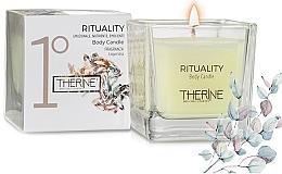 Parfüm, Parfüméria, kozmetikum Masszázs gyertya - Therine Rituality Body Candle