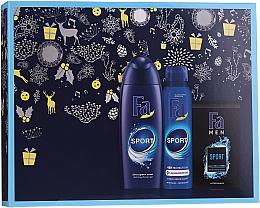 Parfüm, Parfüméria, kozmetikum Szett - Fa Men Sport (sh/gel/250ml + deo/spray/150ml + ash/lot/100ml)