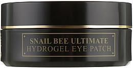 Parfüm, Parfüméria, kozmetikum Hidrogél tapasz csiga mucinnal és méhméreggel - Benton Snail Bee Ultimate Hydrogel Eye Patch