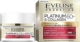 Parfüm, Parfüméria, kozmetikum Arckrém 60+ - Eveline Cosmetics Platinum & Collagen