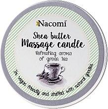 Parfüm, Parfüméria, kozmetikum Masszázsgyertya sheavajjal - Nacomi Shea Butter Massage Candle