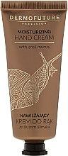 Parfüm, Parfüméria, kozmetikum Hidratáló kézkrém - Dermofuture Moisturizing Hand Cream