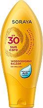 Parfüm, Parfüméria, kozmetikum Vízálló hidratáló napvédő balzsam - Soraya Sun Care Waterproof Sun Balm SPF30