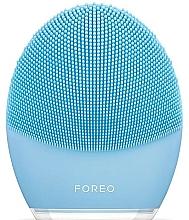 Parfüm, Parfüméria, kozmetikum Intelligens kefe tisztító és komplex arcmasszázshoz - Foreo Luna 3 for for Combination Skin