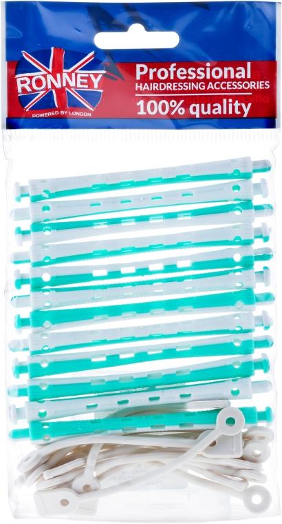 Hideg dauercsavaró 6/91 mm, fehér-zöld - Ronney