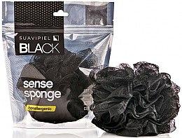 Parfüm, Parfüméria, kozmetikum Fürdőszivacs-rózsa - Suavipiel Black Men Sense Sponge