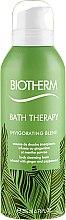 "Parfüm, Parfüméria, kozmetikum Tusolóhab ""Gyömbér és menta"" - Biotherm Bath Therapy Invigorating Blend Shower Foam"