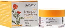 Parfüm, Parfüméria, kozmetikum Nyírfa-körömvirág krém betulinnal - Sylveco Birch And Marigold Day Cream With Betulin