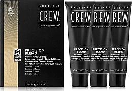 Parfüm, Parfüméria, kozmetikum Hajszínező ősz hajra (7-8 színskála) 3x40 ml - American Crew Precision Blend Light