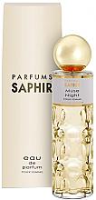 Parfüm, Parfüméria, kozmetikum Saphir Parfums Muse Night - Eau De Parfum