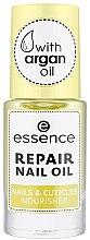 Parfüm, Parfüméria, kozmetikum Helyreállító tápláló köröm- és kutikula olaj - Essence Repair Nail Oil Nails & Cuicles Nourisher