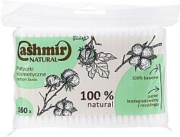 Parfüm, Parfüméria, kozmetikum Kozmetikai pálcikák, 160db - Cashmir Natural Cotton Buds