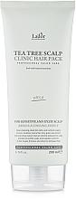 Parfüm, Parfüméria, kozmetikum Fejbőr maszk teafával - La'dor Tea Tree Scalp Clinic Hair Pack