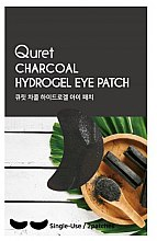 Parfüm, Parfüméria, kozmetikum Szemtapasz - Quret Charcoal Hydrogel Eye Patch