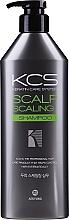 Parfüm, Parfüméria, kozmetikum Mélytisztító sampon korpás és zsíros fejbőrre - KCS Scalp Scaling Shampoo