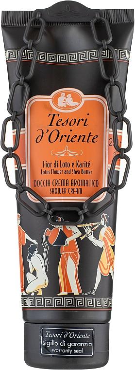 Tesori d`Oriente Fior di Loto - Tusfürdő krém-gél