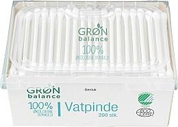 Parfüm, Parfüméria, kozmetikum Gyerek fültisztító pálcika, 200 db. - Gron Balance
