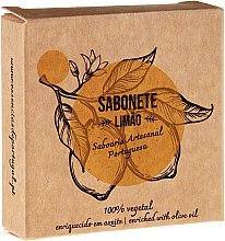 """Parfüm, Parfüméria, kozmetikum Natúr szappan """"Citrom"""" - Essencias De Portugal Senses Lemon Soap With Olive Oil"""