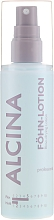 Parfüm, Parfüméria, kozmetikum Hajvédő spray hőkezelt hajra - Alcina Professional Fohn Lotion