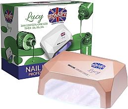 Parfüm, Parfüméria, kozmetikum CCFL+LED lámpa, kávé - Ronney Professional Lucy CCFL + LED 36W (GY-LCL-021) Lamp