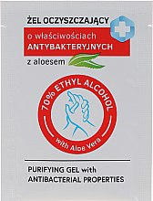 Parfüm, Parfüméria, kozmetikum Antibakteriális kéztisztító gél aloe verával - Miraculum Purifyng Gel With Antibacterial Properties With Aloe Vera