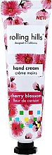 "Parfüm, Parfüméria, kozmetikum Kézkrém ""Cseresznye virág"" - Rolling Hills Cherry Blossom Hand Cream"