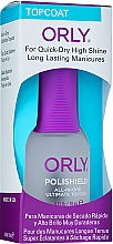 Parfüm, Parfüméria, kozmetikum Körömlakk rögzítő - Orly Polishield All-In-One Ultimate Topcoat
