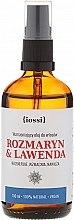 """Parfüm, Parfüméria, kozmetikum """"Rozmaring és levendula"""" hajolaj - Iossi"""