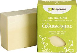 """Parfüm, Parfüméria, kozmetikum Bio szappan """"Extravergine"""" - La Saponaria Bio Sapone"""