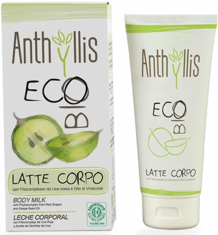 Testápoló tej - Anthyllis Body Milk