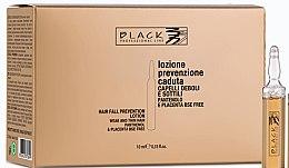 Parfüm, Parfüméria, kozmetikum Hajhullás elleni lotion panthenol és placenta - Black Professional Line Panthenol & Placenta Lotion