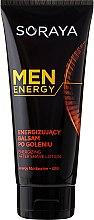 Parfüm, Parfüméria, kozmetikum Borotválkozás utáni balzsam - Soraya Men Energy After Shave Lotoin