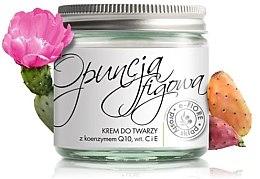 Parfüm, Parfüméria, kozmetikum Fiatalító krém arcra fügekaktusszal - E-Fiore Face Cream