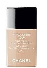 Parfüm, Parfüméria, kozmetikum Alapozó krém - Chanel Vitalumiere Aqua
