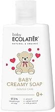 Parfüm, Parfüméria, kozmetikum Baba krémszappan - Ecolatier Baby Creamy Soap