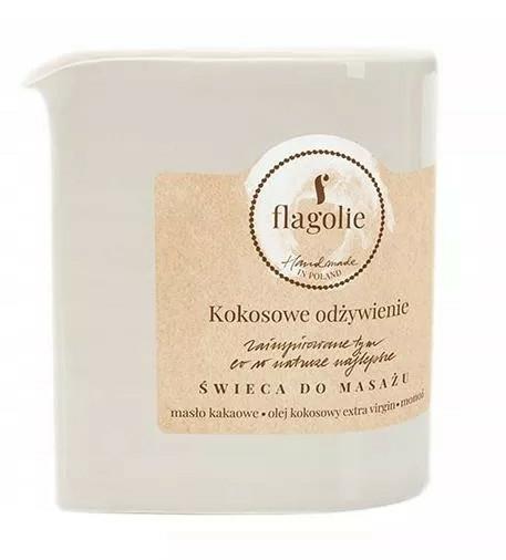 """Masszázsgyertya """"Tápláló kókusz"""" - Flagolie Coconut Nutrition Massage Candle"""