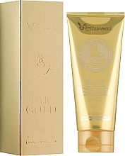 Parfüm, Parfüméria, kozmetikum Tisztító hab csigamucinnal és 24K arannyal - Elizavecca Face Care 24k gold snail Cleansing Foam