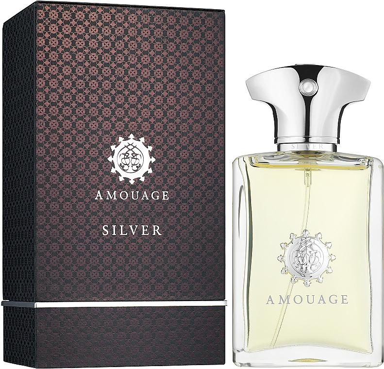 Amouage Silver - Eau De Parfum  — fotó N2