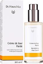 Parfüm, Parfüméria, kozmetikum Hidratáló arctisztító tej - Dr. Hauschka Revitalizing Day Cream