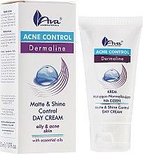 Parfüm, Parfüméria, kozmetikum Mattító nappali krém-gél - Ava Laboratorium Acne Control Matt & Shine Day Cream