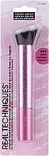 Parfüm, Parfüméria, kozmetikum Smink ecset - Real Techniques Pretty in Pink Angled Foundation