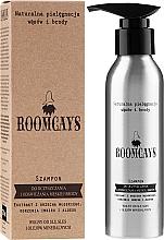 Parfüm, Parfüméria, kozmetikum Férfi szakálltisztító sampon - Roomcays Shampoo