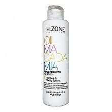 Parfüm, Parfüméria, kozmetikum Sampon makadánolajjal - H.Zone Oil Macadamia