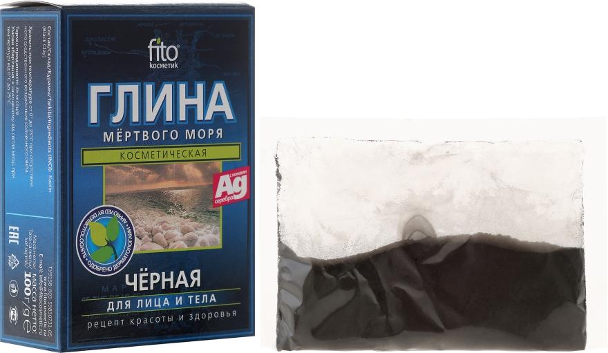 Holt tengeri fekete agyag arcra és testre - Fito Kozmetikum